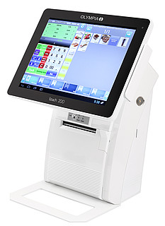 Cash register Touch 200