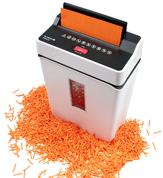 Shredder PS 53 CC - Olympia Business Systems