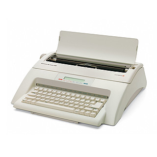 Schreibmaschine Carrera de luxe MD