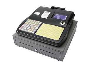 Cash Register, CM 962 SF