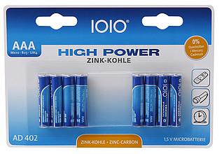 Zink-Kohle Batterien