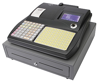 Cash register, CM 942F