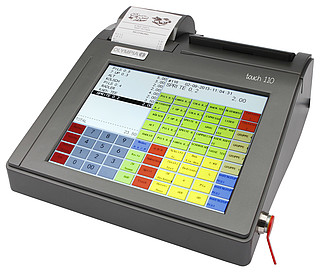 Cash register Touch 110