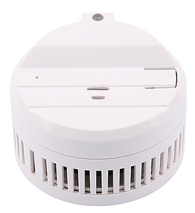 Smoke Detector Modell RM 30   Olympia Business Systems on