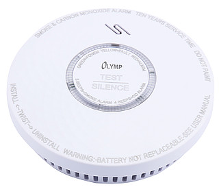 RC 200-Combination CO/Smoke Alarm
