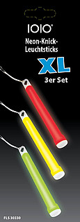 Neon Glow Sticks XL FLS 30330