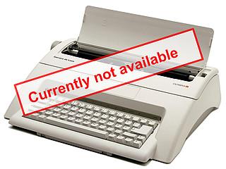 Typewriter Carrera de luxe