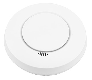 Radio Smoke Heat Detector