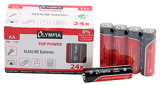 Batterien 40179