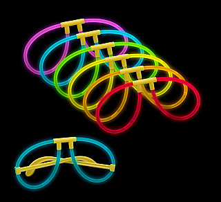 Glow Sticks Eyeglasses FLS 30848