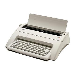 Machines à écrire Carrera de luxe