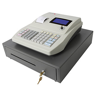 Cash register, CM 912