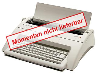 Schreibmaschine Carrera de luxe