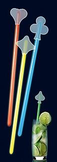 Neon Snap Glow Straws FLS 10205