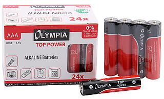 Batterien 40180
